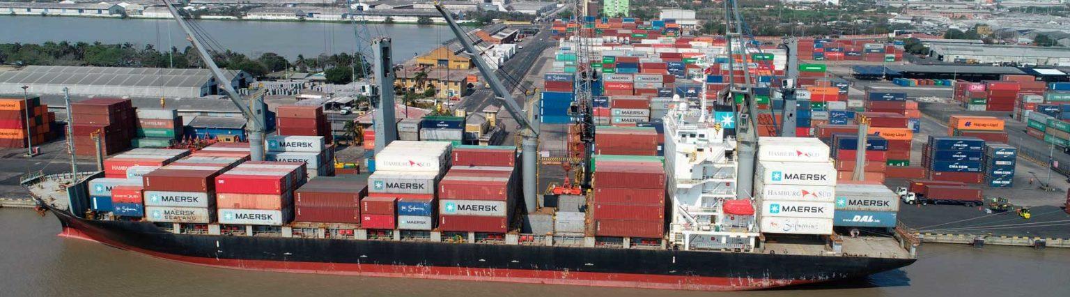 Crisis en el Puerto de Barranquilla: desvían ocho buques por bajo calado