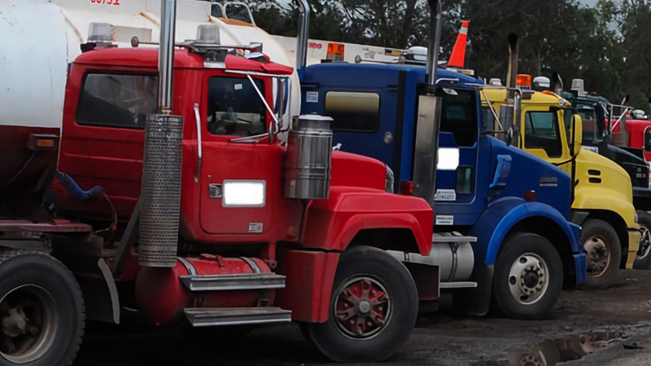 Paro de camioneros en Colombia: ¿Por qué, cuando y dónde?